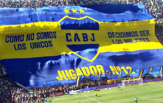 Boca Juniors Tifoserie