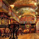 biblioteca de girolamini, Domenica al museo