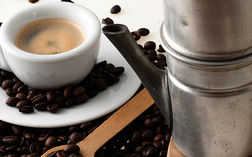 caffè col mandolino