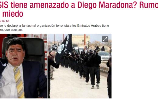 Isis Maradona
