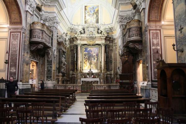 chiesa del purgattorio