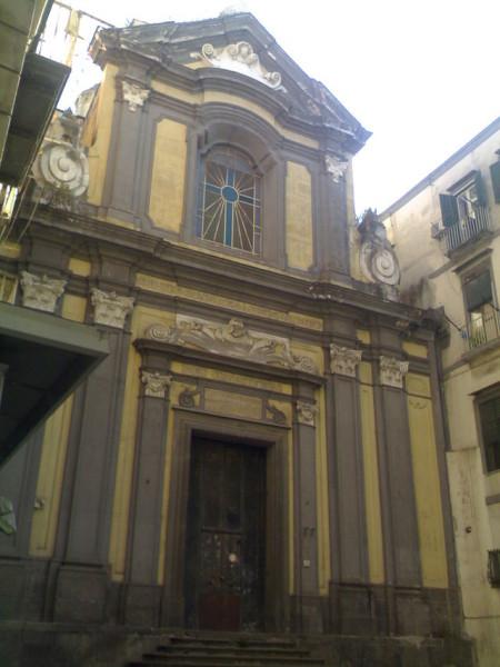 chiesa sant'Aspreno