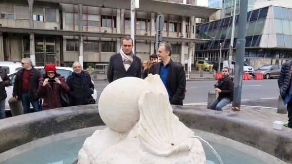 fontana maruzzella de magistris