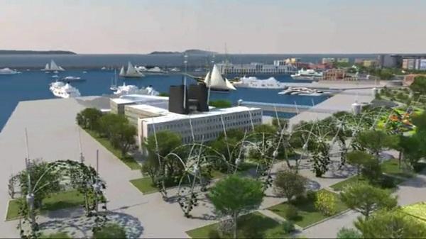Video naples waterfront uno sguardo sulla napoli del futuro - Offerte lavoro interior designer roma ...