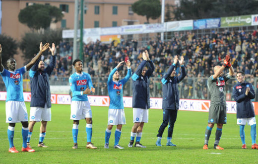 Frosinone Napoli