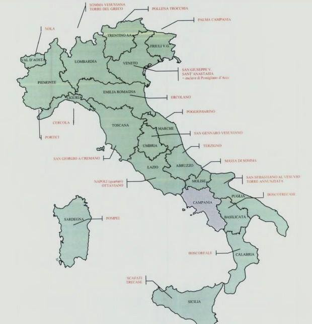 gemellaggio regioni