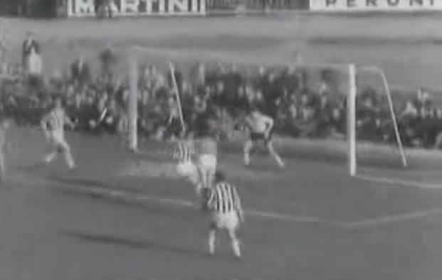 Napoli Juventus 1958