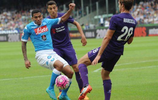 Napoli Fiorentina
