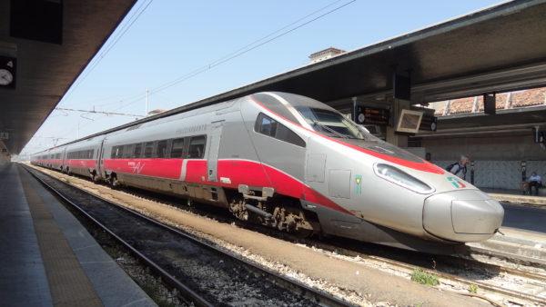 investito treno