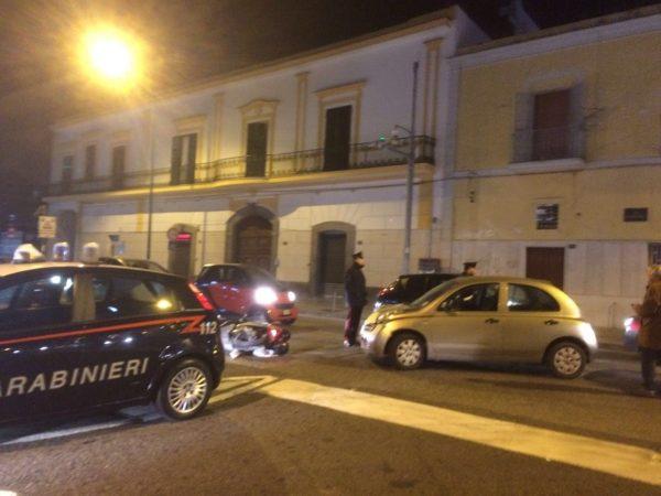 Incidente Torre del Greco - Leopardi