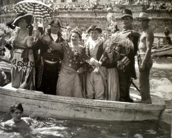 La festa della 'nzegna (ultima edizione del 1953)