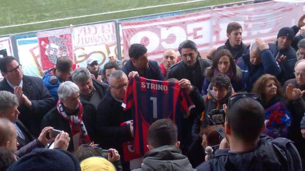 Cerimonia Enzo Strino