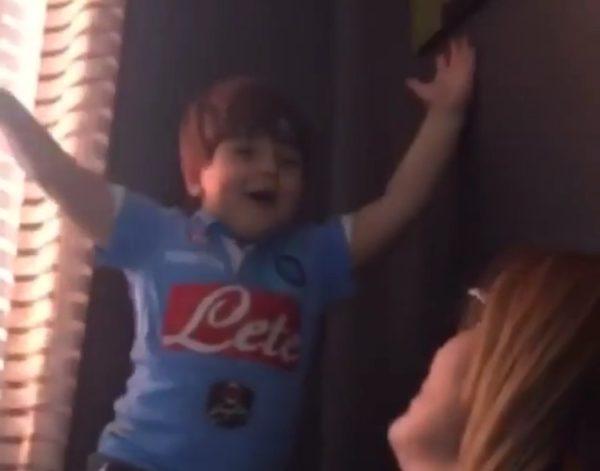 Carmine figlio Insigne