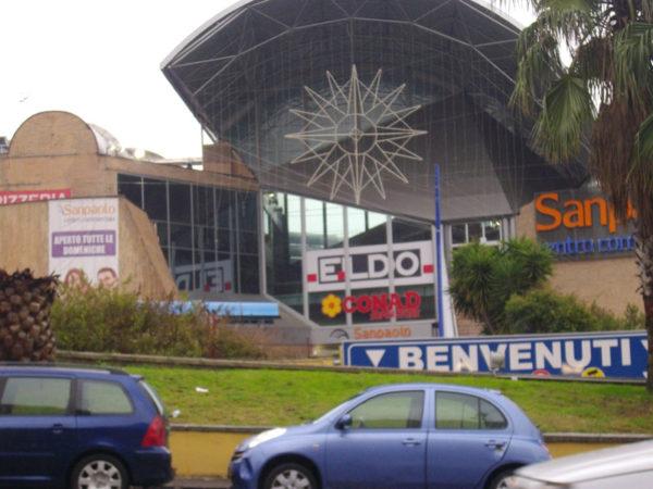 fuorigrotta centro commerciale
