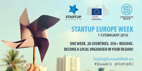 napoli startup europe week