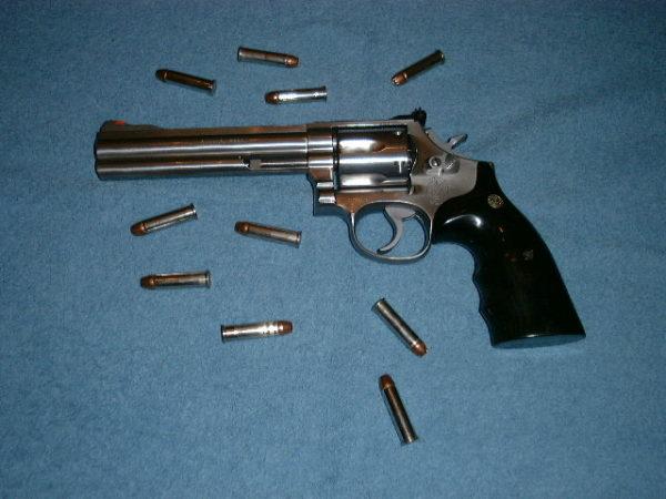 pistola 357 magnum