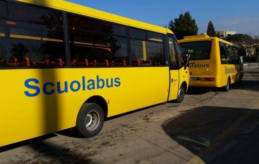scuolabus illegali napoli