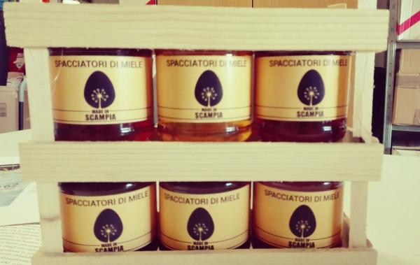 spacciatori di miele scampia
