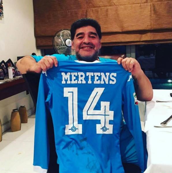 Maradona Mertens