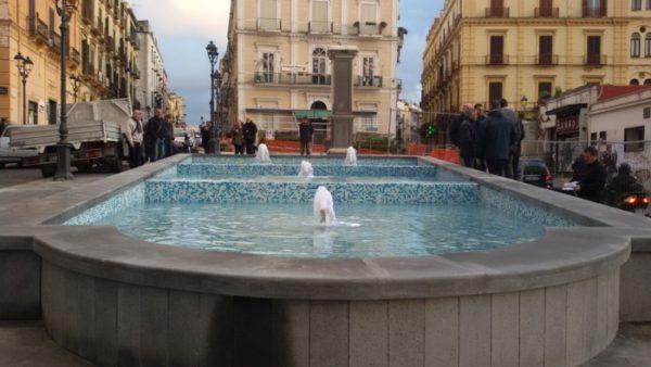 fontana corso Vittorio Emanuele
