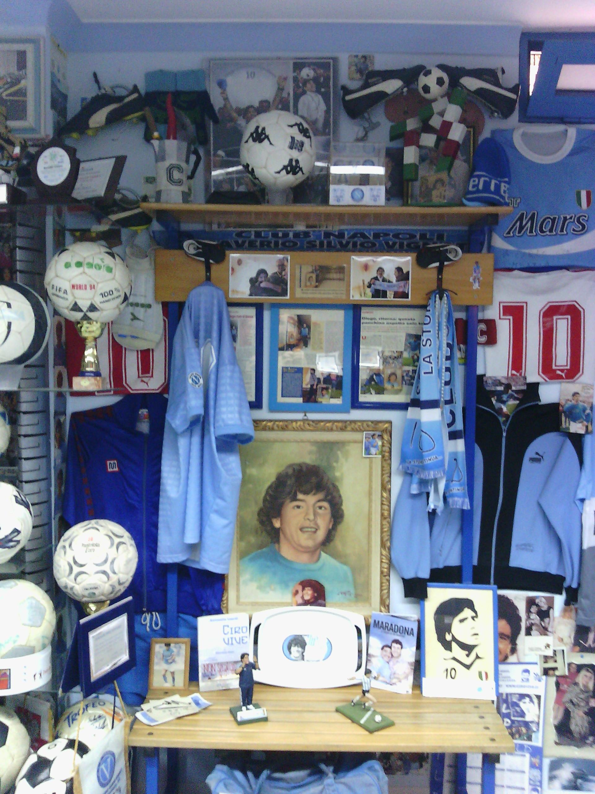Museo di Maradona