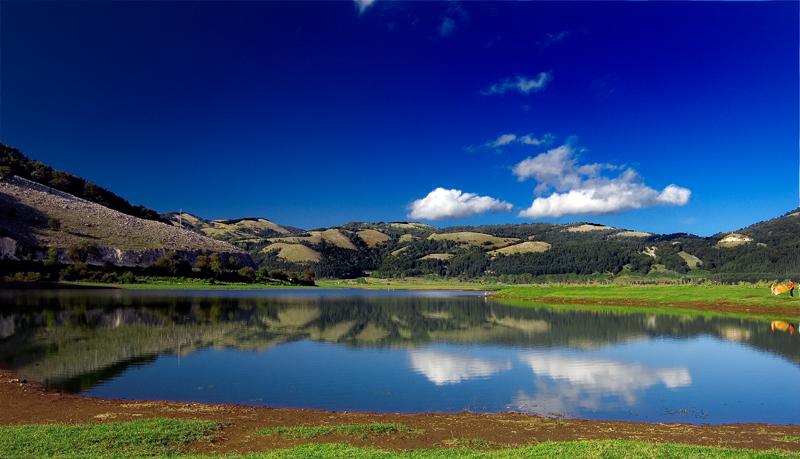 I laghi pi belli della campania dove fare il picnic di pasquetta make me feed - Lago di bolsena dove fare il bagno ...