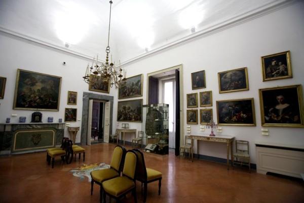 Pio Monte della Misericordia, pinacoteca