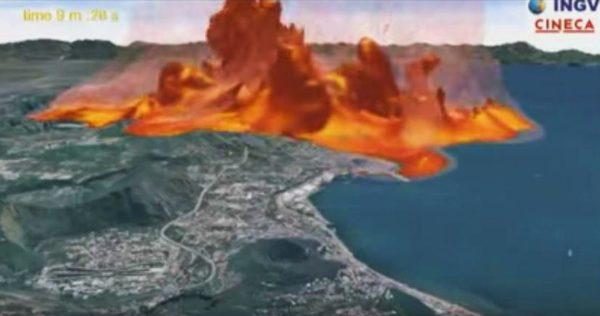 eruzione