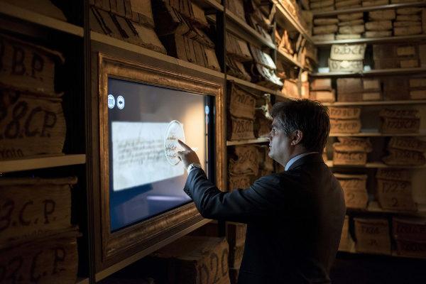 museo ilCartastorie fondazione banco di napoli archivio storico