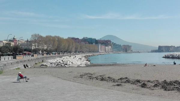 spiaggia Napoli