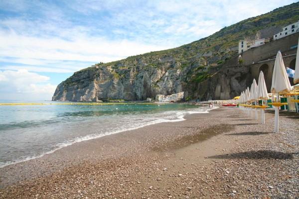 spiaggia di Meta