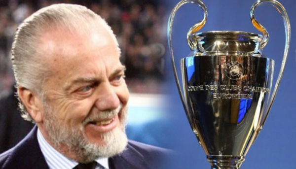 De Laurentiis Champions League