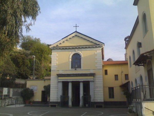 Santuario di San Gennaro a Pozzuoli