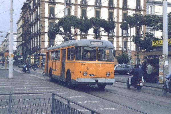 autobus 155 torre del greco napoli