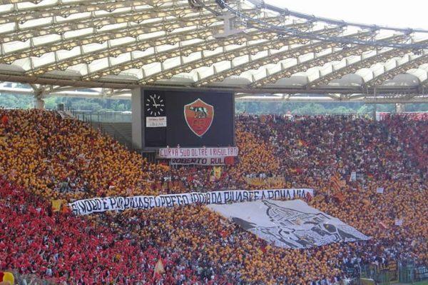 roma-napoli rischio tifosi