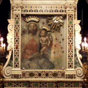 effige Madonna dell'Arco