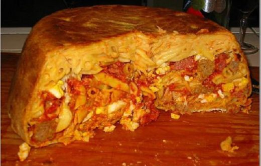 'o timpano do 'o Vesuvio