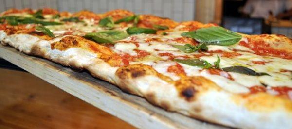 pizza di 100 metri