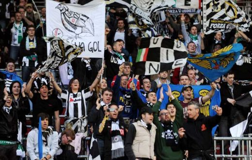 tifosi Udinese
