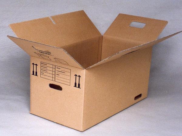 truffa scatola vuota