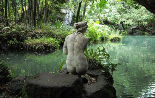 Il bagno di Venere