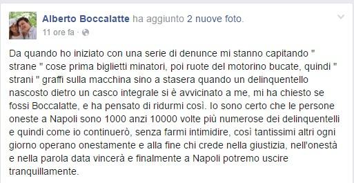 Alberto Boccalatte Facebook