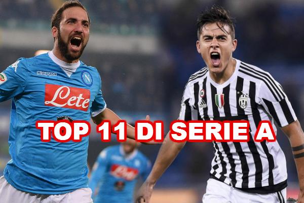 Serie A Top 11