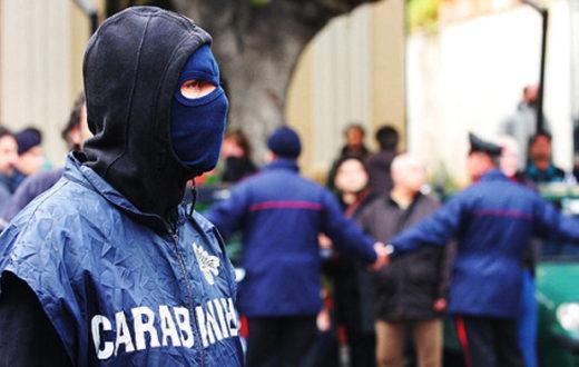 carabinieri antimafia