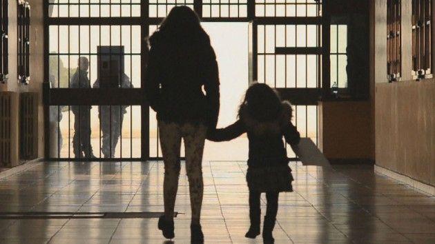 minori e padre detenuto