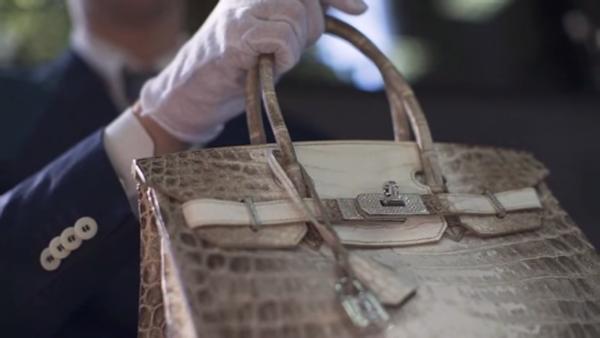 Venduta la borsa pi costosa al mondo ha 245 diamanti - La casa piu costosa al mondo ...