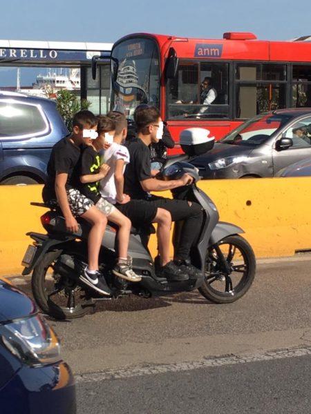 quattro in scooter