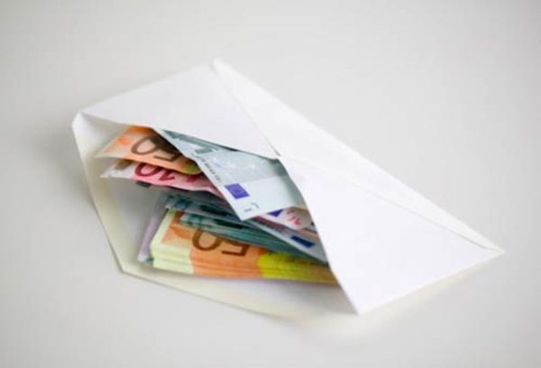 Busta soldi Gragnano