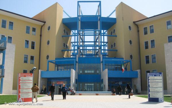 Ospedale San Giuseppe Moscati, Avellino