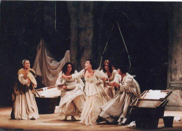 Riadattamento teatrale Gatta Cenerentola